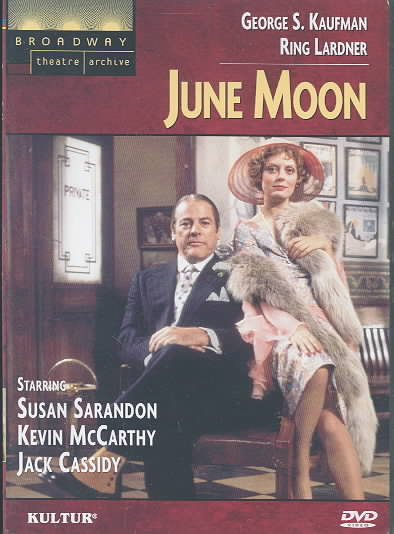JUNE MOON BY SARANDON,SUSAN (DVD)