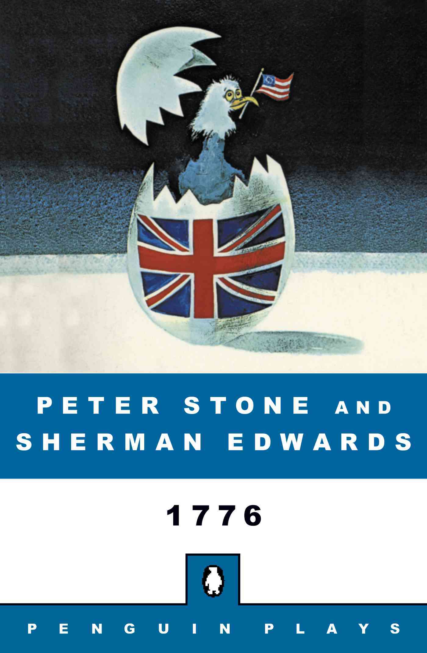 1776 By Stone, Peter/ Sherman, Edwards/ Edwards, Sherman
