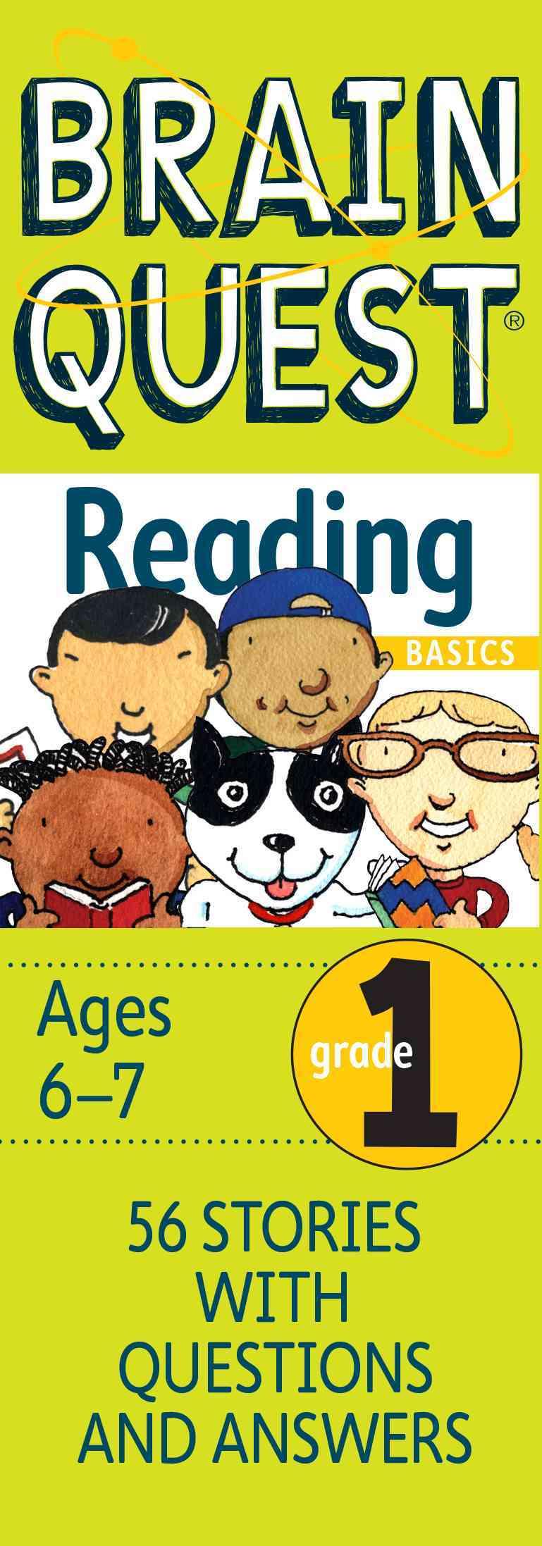 Brain Quest Grade 1 Reading Basics